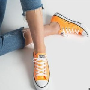 低至3折 £17入封面款匡威帆布鞋Schuh 鞋履网站大促区上新 人人都需要的经典款