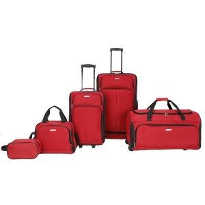 Tag Ridgefield 软面行李箱5件套
