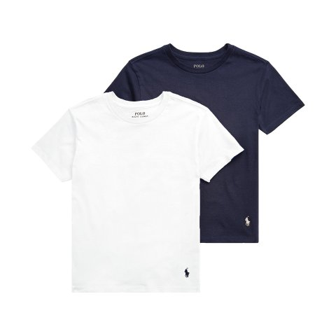 Big Boys 2-Pk. Cotton T-Shirts