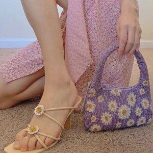 终于补码! €49收封面爆款小雏菊Mnago 春季新款简直开挂 又A又欲的美鞋大赏 你准备好了吗