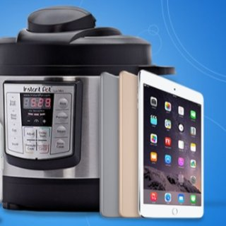 iPad 7 史低价$249,Instant Pot 6夸脱$49Walmart 2019 黑五海报出炉,iPad Pro 10