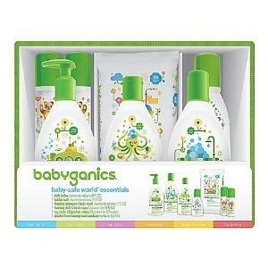BabyGanics Baby-Safe World™ Essentials Gift Set