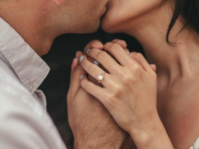 我的婚戒 | Engagement...