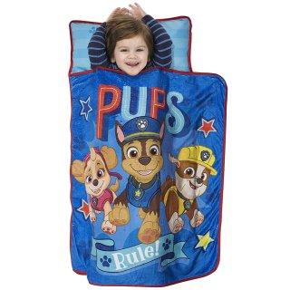 $13起 幼儿园必备品史低价:Disney 卡通儿童午睡床品,可卷起收纳