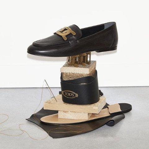 变相6.7折!都是经典款Coggles 潮鞋专场 收Tod's乐福鞋、Dr Martens马丁靴、GGDB小脏鞋
