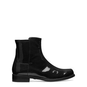 Stuart Weitzman皮质短靴