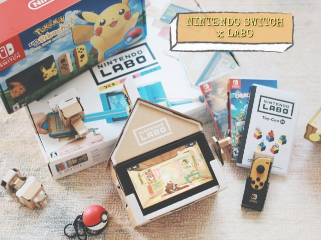 Nintendo Pikachu ...