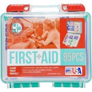 $9.47Be Smart Get Prepared 急救箱 85件