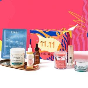 ¥620(价值¥3150)国内党福利 | LF 11.11 美妆超值礼盒开始预订 7样精选产品