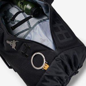 低至$18 超多选择Under Armour官网 Rock系列运动背包、手提包等上新