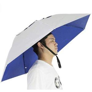 NEW-Vi钓鱼伞帽 可折叠防晒防雨帽