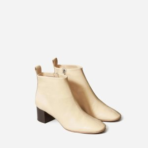 EverlaneThe Day 软皮短靴