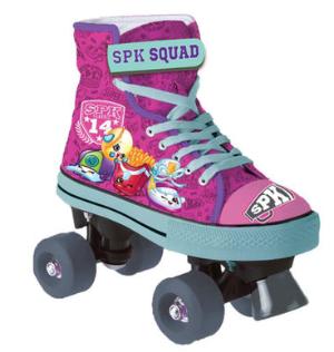 $18.99Shopkins Kids Quad Skate 女童款溜冰鞋 3号