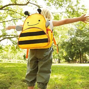$21.99(原价$29.99)Skip Hop Zoo 动物造型儿童背包