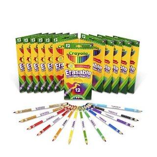 低至6折 $8.24起收50支彩笔手慢无:Crayola 返校季儿童涂色彩铅、蜡笔等一日大促