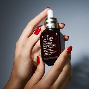 满额8折,小棕瓶£42起Estee Lauder 彩妆护肤全线促销,收熬夜患者必备系列