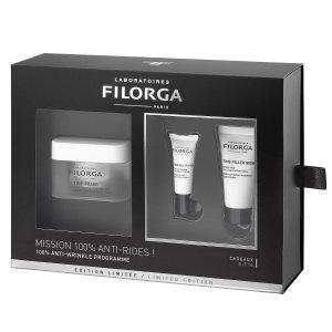 Filorga全效抚纹3件套
