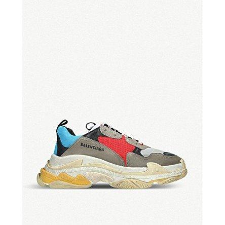 Triple S 休闲鞋