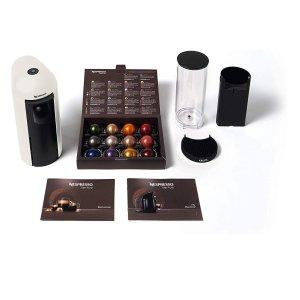 低至4.5折 封面款赠100粒胶囊£69.9收补货:德龙、雀巢 全自动意式、胶囊咖啡机 限时闪购