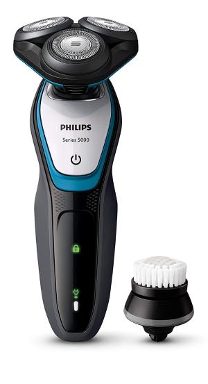 ¥525 (原价¥1359)史低价:Philips S5090/58 剃须刀旗舰款 干湿两用
