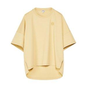 LoeweCrop Anagram T-Shirt | Harrods US