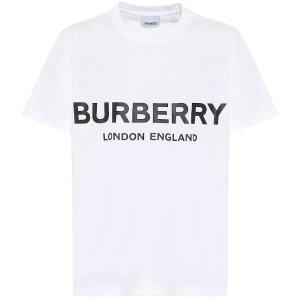 Burberry满额立享8.5折T恤