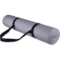 Balancefrom 高密度防滑瑜伽垫 灰色