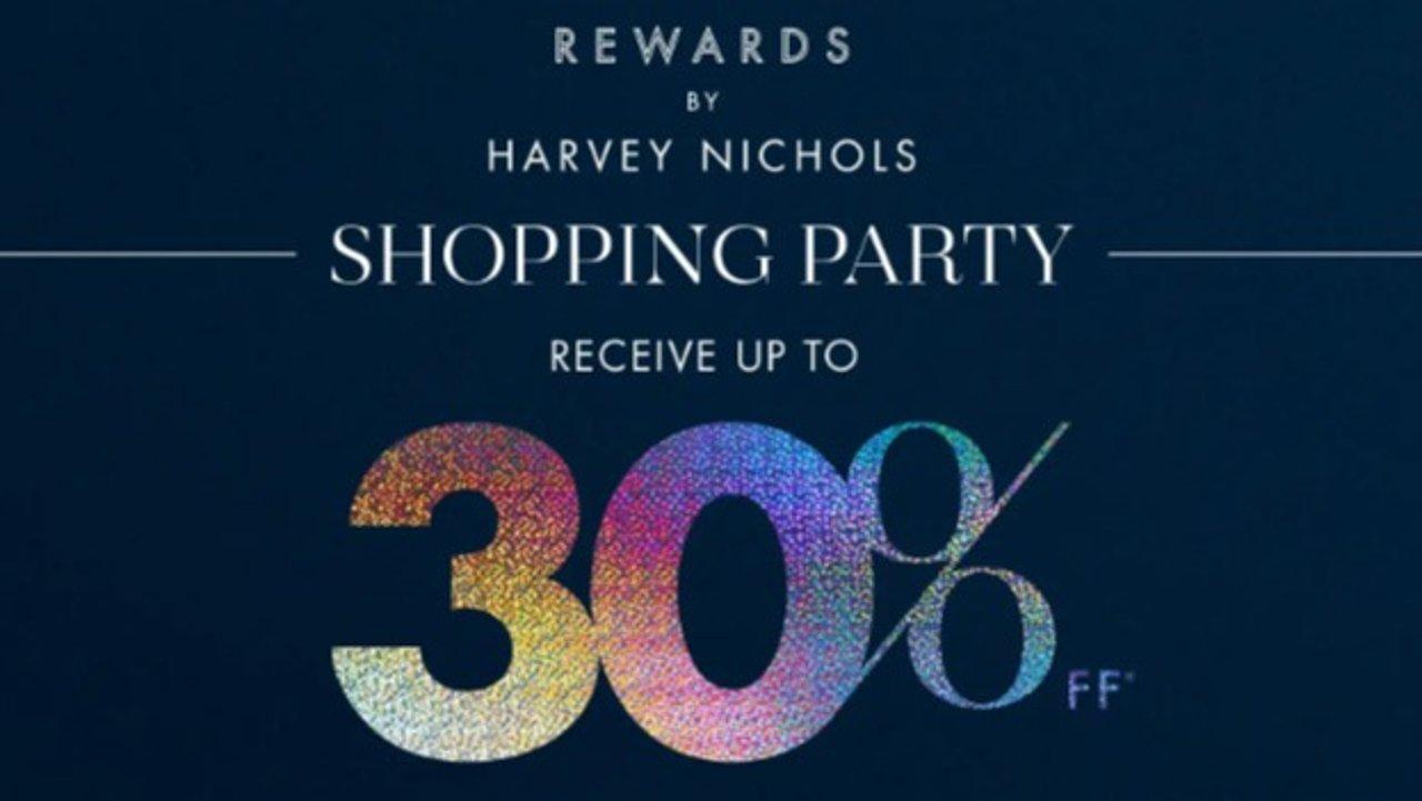 购物狂欢首日最受欢迎单品Top10新鲜出炉!来看看Harvey Nichols都有哪些值得买?