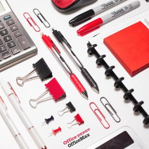 Save up to 80%School/Office Supplies @ Office Depot