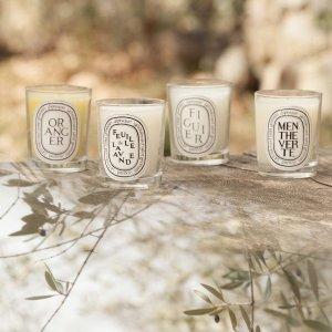 全场满额88折 收情人节限量蜡烛Diptyque 精选香水、香氛蜡烛热卖