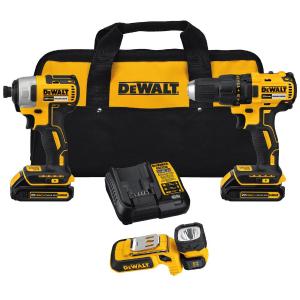 5折DeWalt 电动工具及配件促销