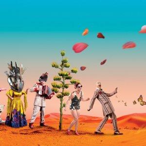 $47起太阳马戏团 LUZIA 墨西哥的奇幻梦境秀 奥兰多站