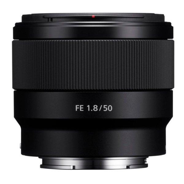 FE 50mm f/1.8 镜头