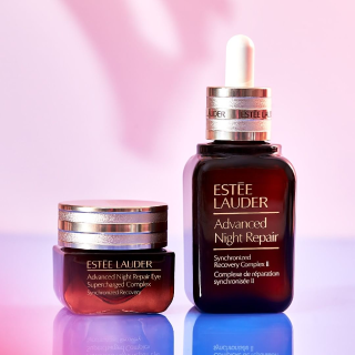送最高7件套好礼 (价值$155)Estee Lauder 全场美妆护肤品热卖 收小棕瓶