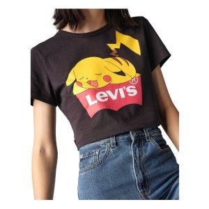 Levi's® x Pokemon短袖T恤