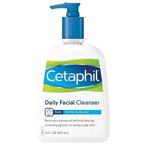 $15.49Cetaphil Daily Facial Cleanser, For Normal to Oily Skin, 16 Ounce (Pack of 2