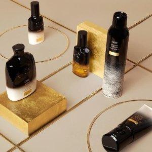 低至8折Oribe 头发护理产品热卖 收黄金秀复系列 拥有女神般秀发