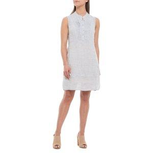 Nic+ZoeDrifty Tunic Dress - Linen, Sleeveless (For Women)