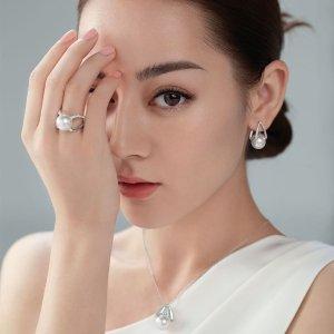 最高送$700礼卡 变相8.1折Mikimoto 超美御木珍珠饰品热卖  热巴小姐姐代言