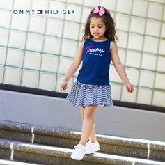 Last Day: Starting at $9.99 Tommy Hilfiger Kids' Apparel Sale @ Zulily