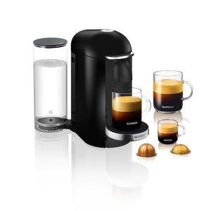 VertuoPlus 黑色 胶囊咖啡机