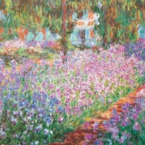 低至7折 1000片拼图$15.46起Eurographics 拼图热卖 莫奈花园、世界地图多种图案