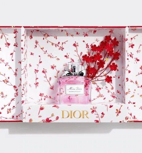 miss dior 香水礼盒
