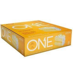 Buy One Get One 50% OffONE - LEMON CAKE (12 Bars) by ONE Brands at the Vitamin Shoppe