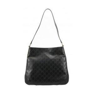 Guccissima GG leather