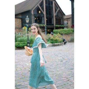 miss patina最高满减£60!O'Keeffe Dress 连衣裙