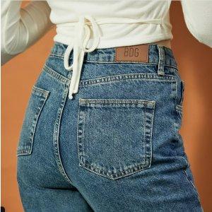 2.5折起 £23收拼接牛仔裤上新:Urban Outfitters 爆款BDG牛仔裤 有型显瘦