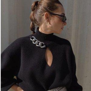 全场6.5折 小香风外套$67黑五来啦:Trend Savvy 美衣大促 Gucci平替卫衣$58 封面毛衣$76