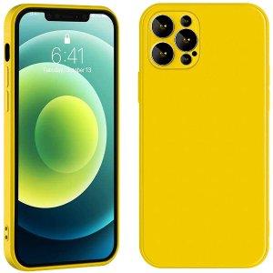 $3.44 12色可选Manducary iPhone 12 Pro / Pro Max 液态硅胶保护壳