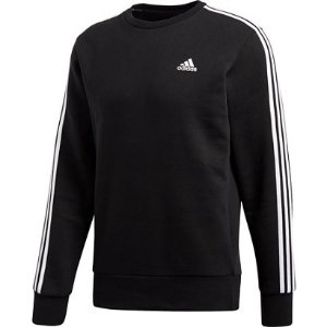 adidas Men's Essentials 3-Stripes Fleece Sweater
